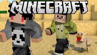 Video BALAPAN LARI RAME-RAME! - Minecraft Indonesia ft. 4Brothers MP3, 3GP, MP4, WEBM, AVI, FLV Oktober 2017