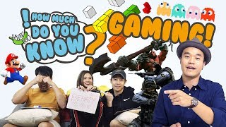 Video How Much Do You Know - Gaming MP3, 3GP, MP4, WEBM, AVI, FLV Maret 2019