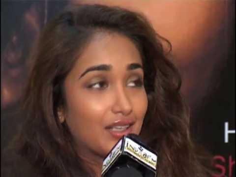 Jiah Khan first interview - I am more Mr Bachchan's girl