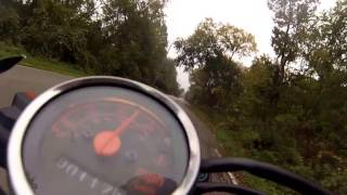 10. 2013 Stock 50CC Honda Ruckus Top Speed (with 215 Lb rider)