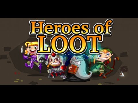 Video of Heroes of Loot Free