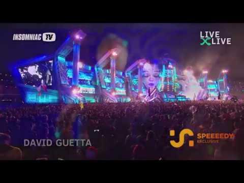 David Guetta ft. RAYE - Stay (David Guetta & R3HAB Remix) [Live @ EDC Las Vegas 2019]