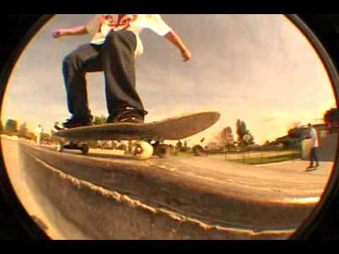 Skateboarding in Westminster--Liberty Skate Park