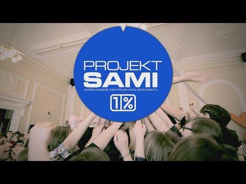 Tekst piosenki Sami - Wolontariusz po polsku