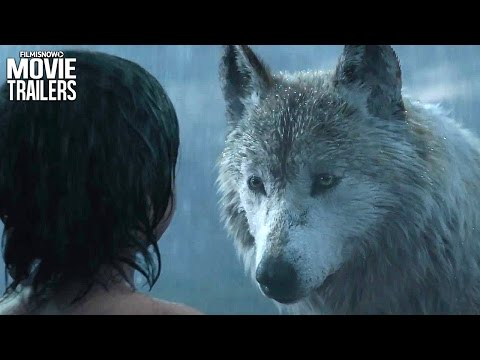 """Mowgli Leaves the Pack"" in a new Clip from Disney's The Jungle Book [HD]"