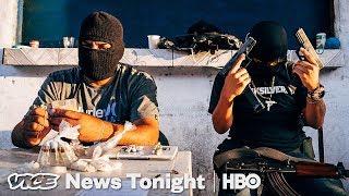 Brazil's War On Guns & Anti-Alcohol Crusaders: VICE News Tonight Full Episode (HBO)