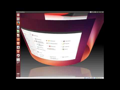 Como instalar CCSM e ativar os efeitos do desktop no Ubuntu 13.10