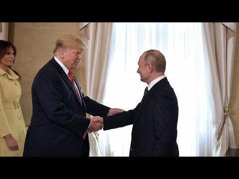Trump und Putin wollen Konversation fortführen: