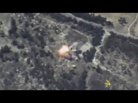 Συρία: Καταρρίφθηκε ρωσικό στρατιωτικό αεροσκάφος