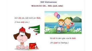 Learn Vietnamese Language With Annie, 365 Vietnamese #16: Grammar Structures In Vietnamese (Part 1)