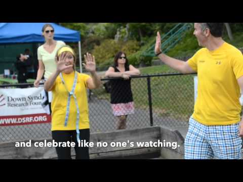 Watch video Down Syndrome: Benefits of Bocce 2014