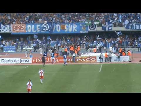 Xerez C.D. - Gol de Ascenso a Primera (13/06/09)