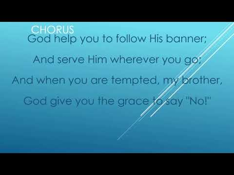 GOSPEL HYMN AND SONGS 246 (o Brother Life Journey Begins) With Lyrics