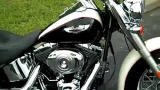 10. USED 2011 FLSTN DELUXE HARLEY-DAVIDSON SOFTAIL FOR SALE IN TAMPA Plant City  FLORIDA USA HD