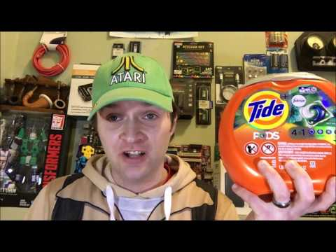 Tide Pod Challenge. Proof The Kids Arn't Alright.