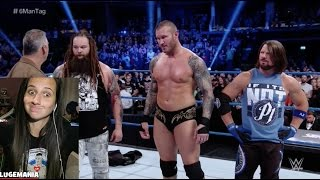 Nonton Wwe Smackdown 11 8 16 Last Member Of Team Smackdown Film Subtitle Indonesia Streaming Movie Download