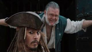 'Pirates of the Caribbean: On Stranger Tides'  Trailer