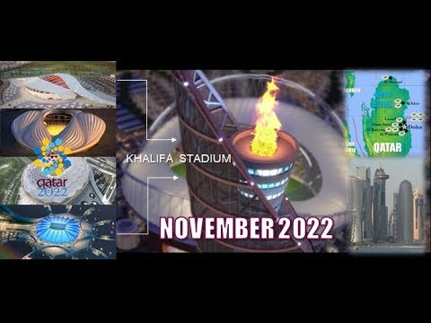 QATAR 2022 Next World Cup | All Stadiums | 7 Host Venues