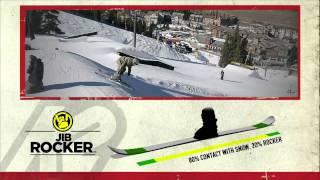 2013 K2 Jib Rocker