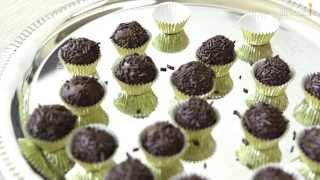 Petites truffes gourmandes (brigadeiros)