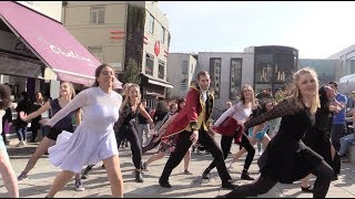 Video The Greatest Showman Proposal Flash Mob Dance UK MP3, 3GP, MP4, WEBM, AVI, FLV April 2019