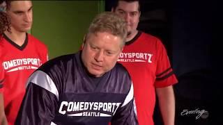 DareDever: Improv gets intense at ComedySportz ' KING 5 Evening