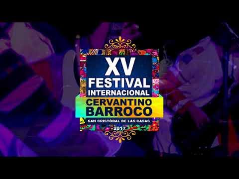 Festival Internacional Cervantino Barroco 2017
