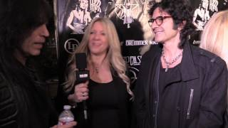 Rudy Sarzo and Phil Soussan talk about playing at the Randy Rhoads Remembered show.