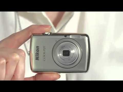 Nikon Coolpix S01 Compact Digital Camera 10.1MP 7.3GB