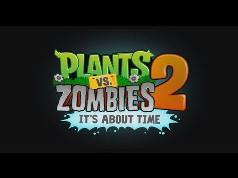 Plants vs. Zombies 2 Launch Date Confirmed