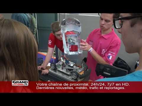 Interview Thierry Maison Grand Littoral TV - Mai 2018