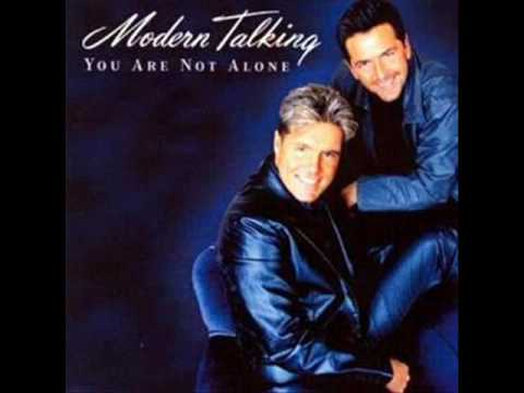 MODERN TALKING - You Are Not Alone (audio)