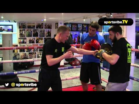 Boxing Masterclass - Reactions With Ben Day