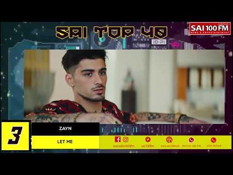SAI 100 FM - SAI TOP 40 | 23 JUNI 2018 |LAGU BARU MANCANEGARA DI SAI RADIO100FM