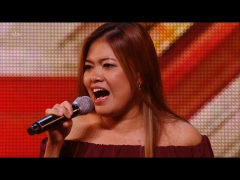 The X Factor Uk 2015 S12e06 Auditions - Neneth Lyons