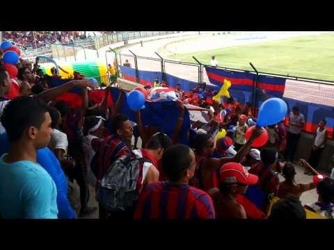 Garra samaria norte tu gente no abandona 2014 - Garra Samaria Norte - Unión Magdalena