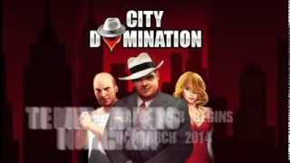 City Domination – mafia gangs YouTube video