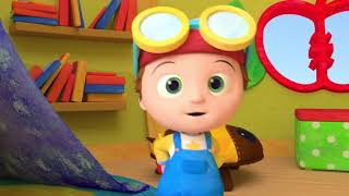 Apples and Bananas Song - ABCkidTV Songs for Children