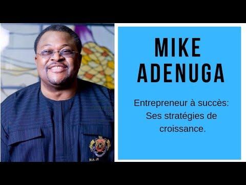 Mike Adenuga, de chauffeur de Taxi à Millionnaire africain