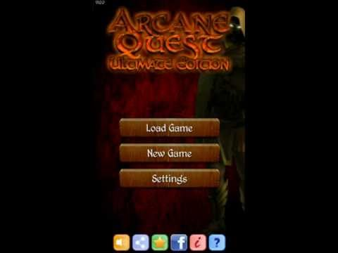 Video of Arcane Quest