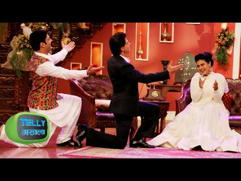 Shahrukh Khan, Kajol Celebrate With Kapil Sharma | DDLJ In Comedy Nights With Kapil