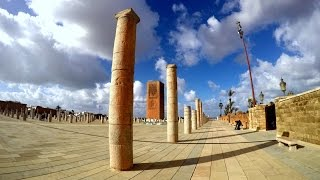 Rabat Morocco  city photo : Welcome To Rabat, Morocco - GoPro HERO 4 Travel Video HD
