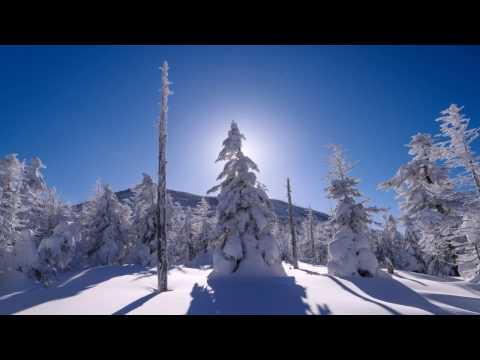 Очень красивая музыка  Сновым Годом (видео)
