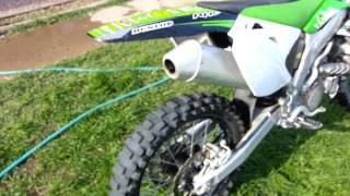 8. 2007 Kawasaki kx450f