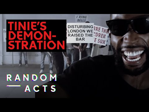 Are you listening? | Demonstration by Tinie Tempah | Music Video | Random Acts