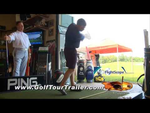 Golf Lessons | Golf Tour Trailer Studios and Game Improvement Center Warrenton VA | 540-349-9761