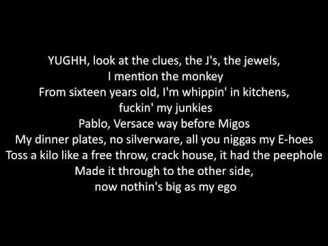 Future   Move That Dope ft  Pharrell Williams  Pusha T lyrics