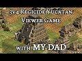 3v4 Regicide Yucatan With My Dad