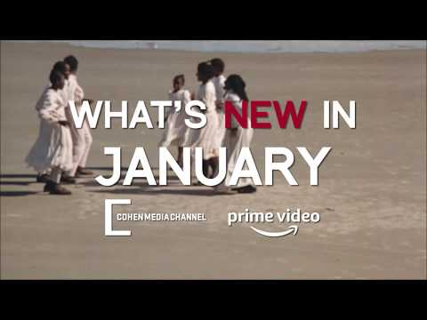 Cohen Media Channel | January 2020 | Official Promo | Amazon Prime