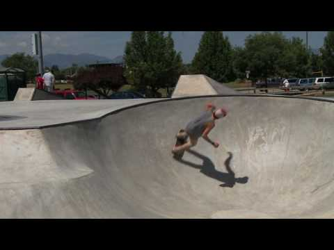 (New) Broomfield SkatePark - Stage 5 - Jake & Friends 2 - Sanda100/Kessler Crane Practice